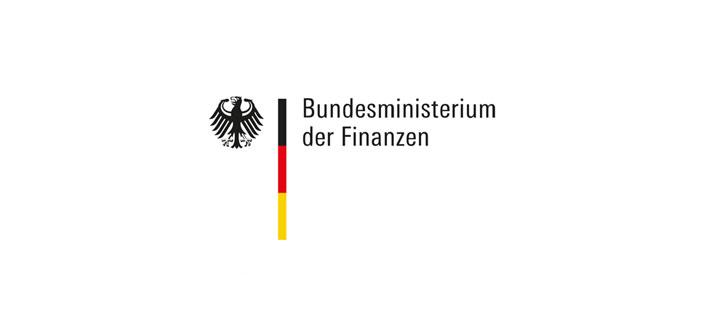 Linklogo Bundesministerium der Finanzen